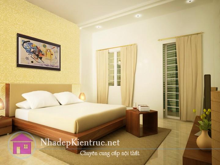 Phong thủy giường ngủ 4