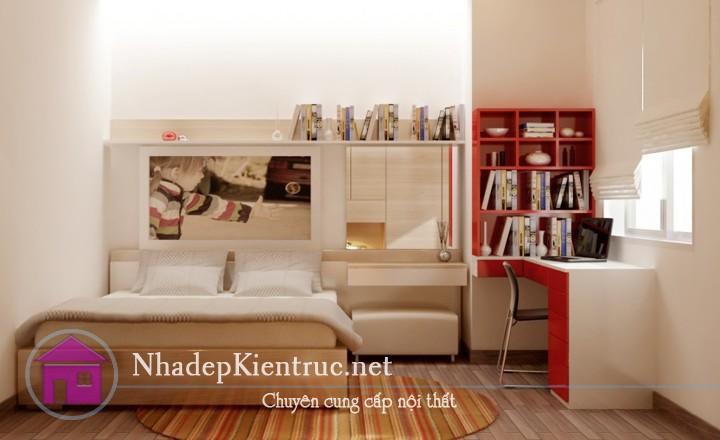 Cách trang trí phòng ngủ có diện tích nhỏ 2