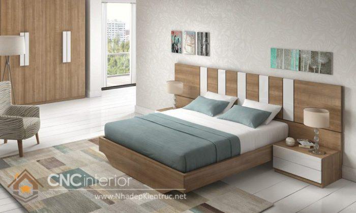 phòng ngủ nhỏ đẹp đơn giản 4