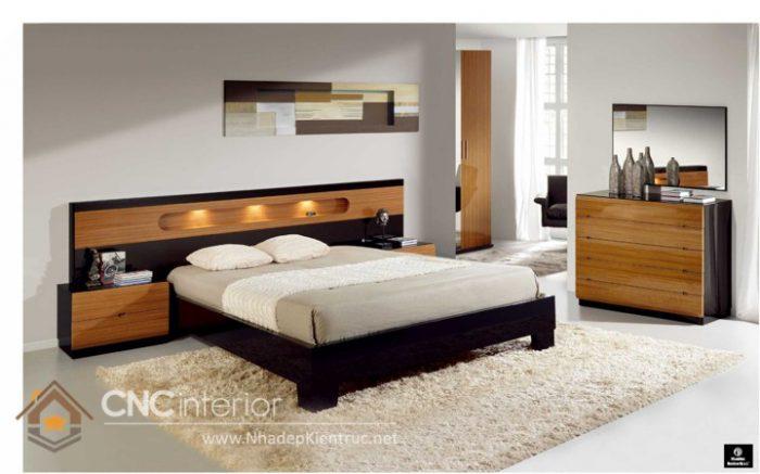 phòng ngủ nhỏ đẹp đơn giản 5