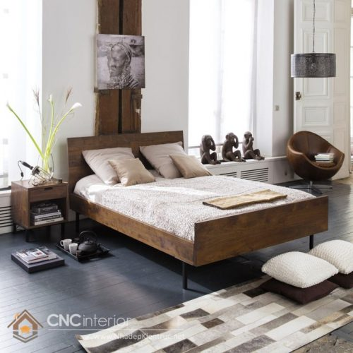 phòng ngủ nhỏ đẹp đơn giản 6