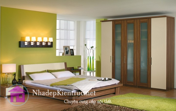 Cách trang trí phòng ngủ có diện tích nhỏ 1