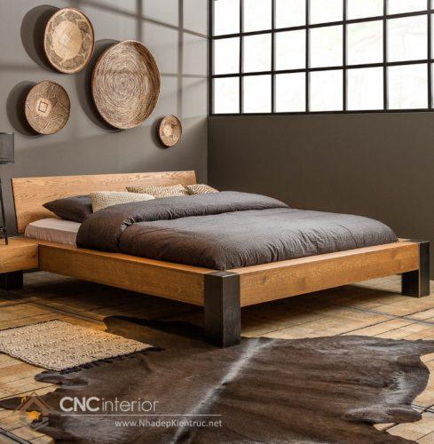 thiết kế nội thất phòng ngủ giá rẻ 5