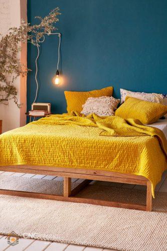 thiết kế nội thất phòng ngủ giá rẻ 4