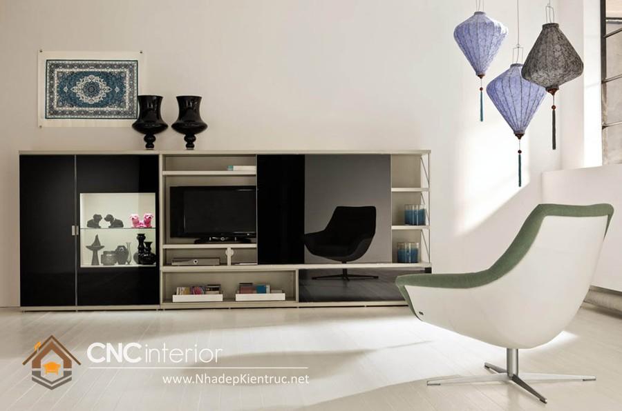 thiết kế phòng khách hiện đại (3)