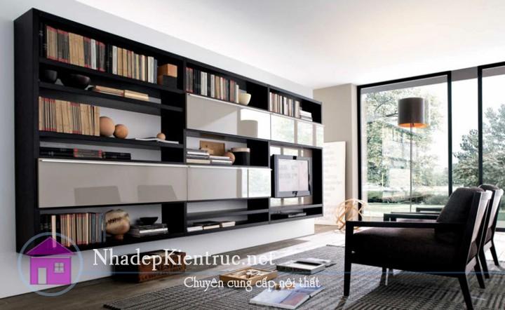 thiết kế phòng khách đơn giản 1
