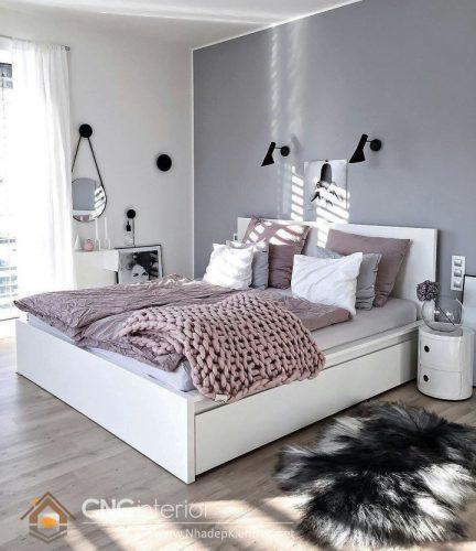 Nội thất phòng ngủ nhỏ hiện đại 7