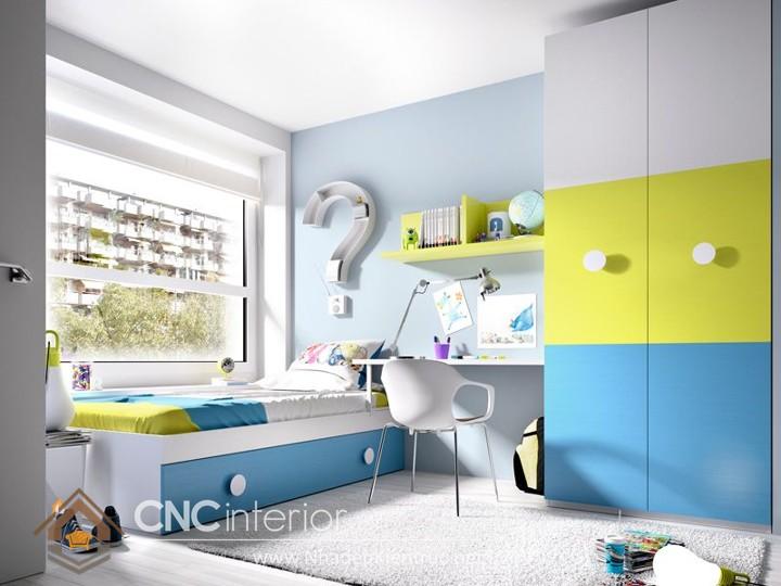 Nội thất phòng ngủ trẻ em 10