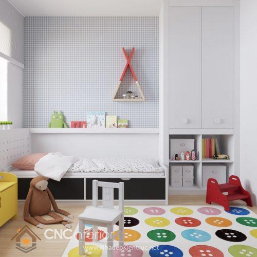 Nội thất phòng ngủ trẻ em 11