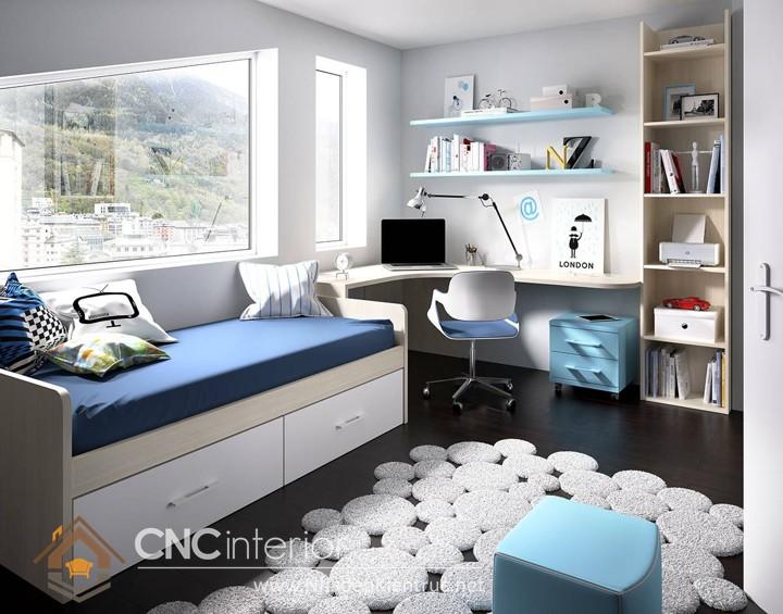 Nội thất phòng ngủ trẻ em 12