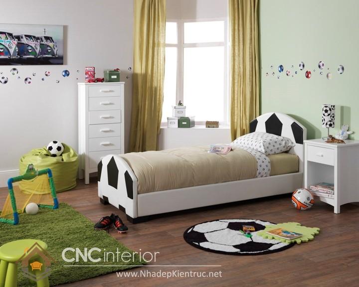 Nội thất phòng ngủ trẻ em 13