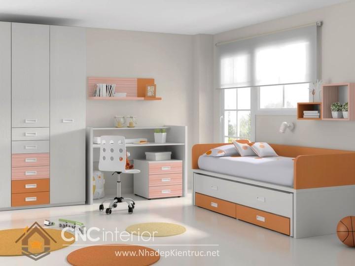 Nội thất phòng ngủ trẻ em 03