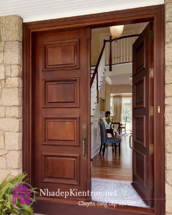 cửa gỗ 05