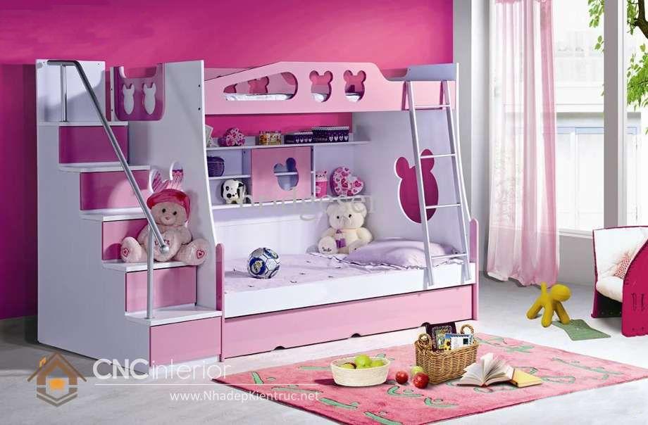 giường tầng 02