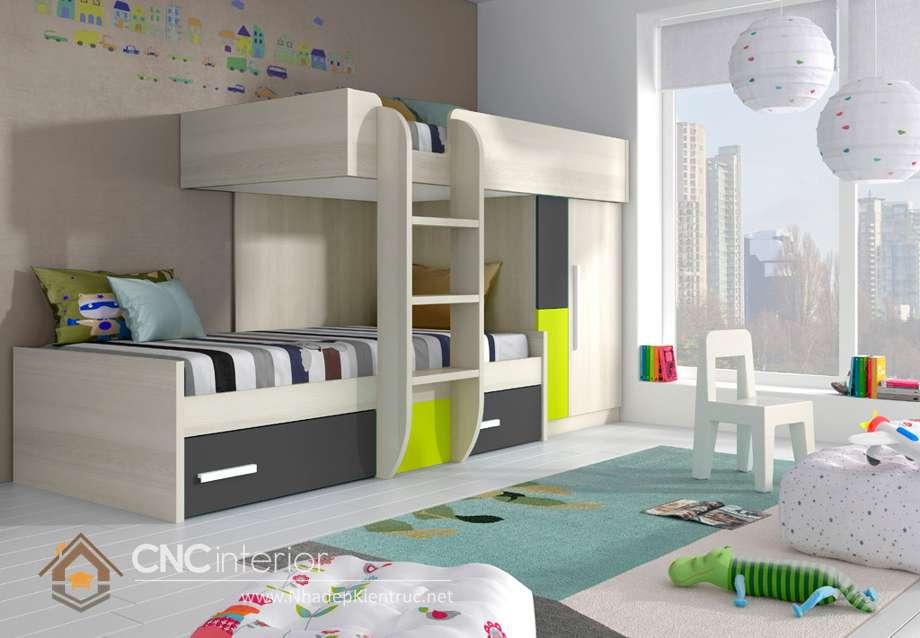 giường tầng 03