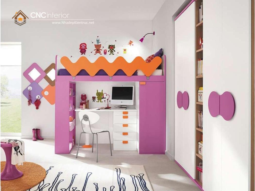 giường tầng 07