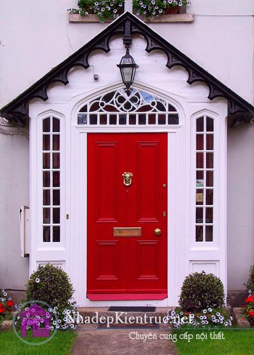 cửa gỗ 04