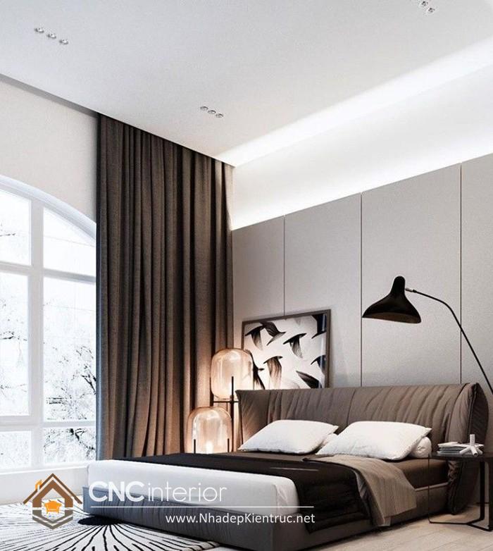 phòng ngủ theo phong thủy (1)