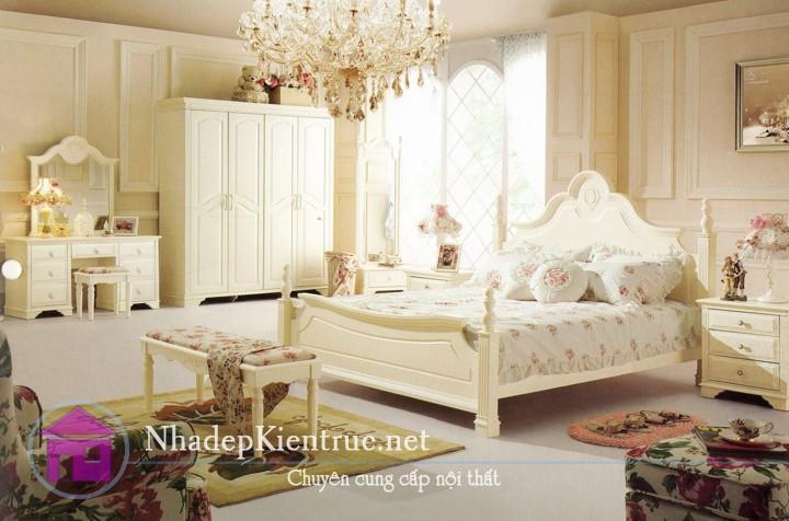 hướng giường ngủ theo phong thủy 5