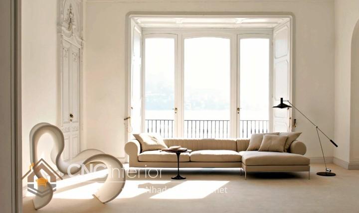 Bộ ghế sofa phòng khách đẹp CNC – H10