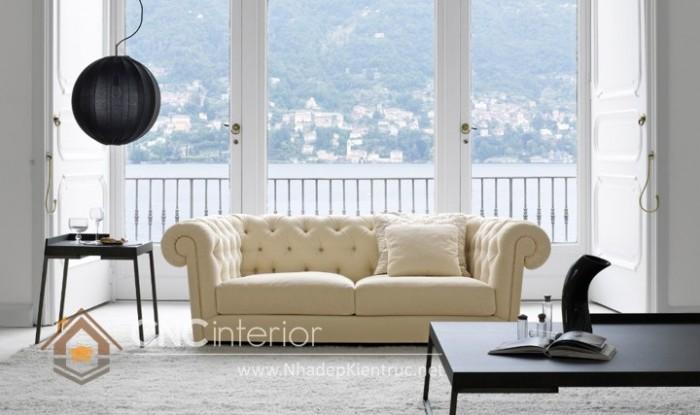 Bộ ghế sofa phòng khách 11