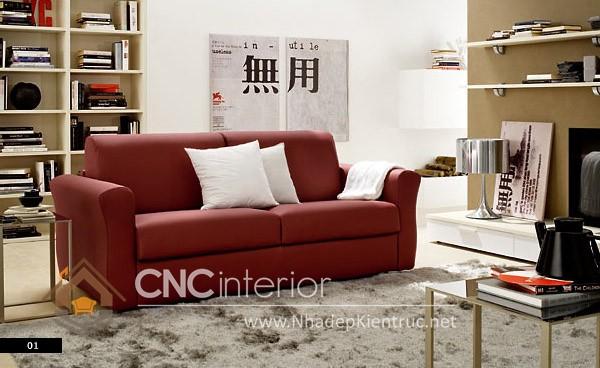 Bộ ghế sofa phòng khách 20