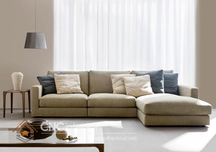 Bộ ghế sofa phòng khách đẹp CNC – H02
