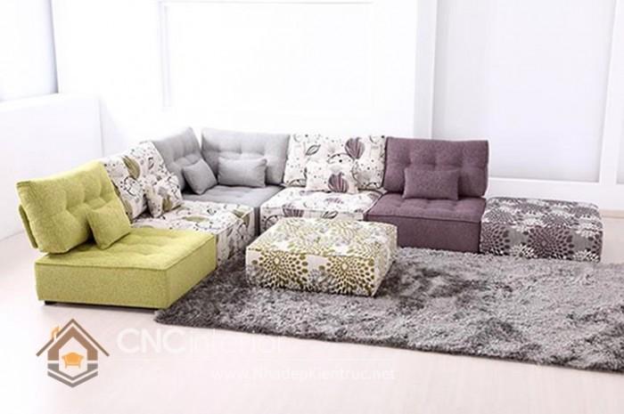 Bộ ghế sofa phòng khách 27
