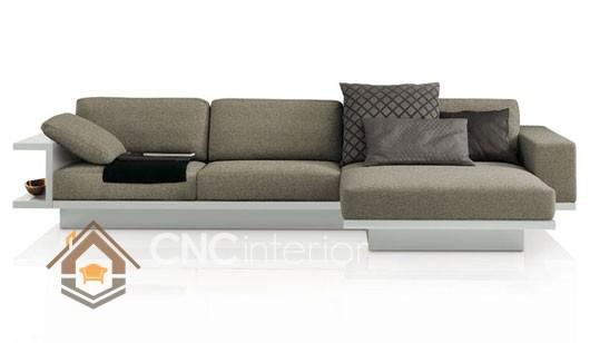 Bộ ghế sofa phòng khách đẹp CNC – H29