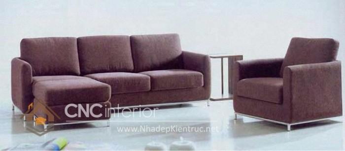 Bộ ghế sofa phòng khách 03
