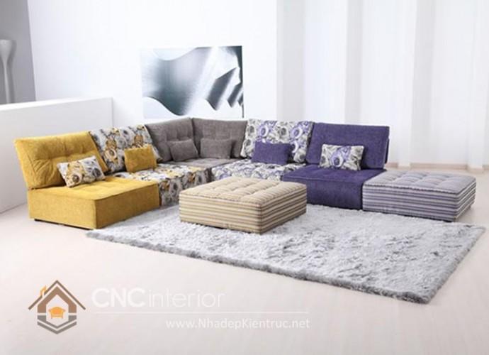 Bộ ghế sofa phòng khách 35
