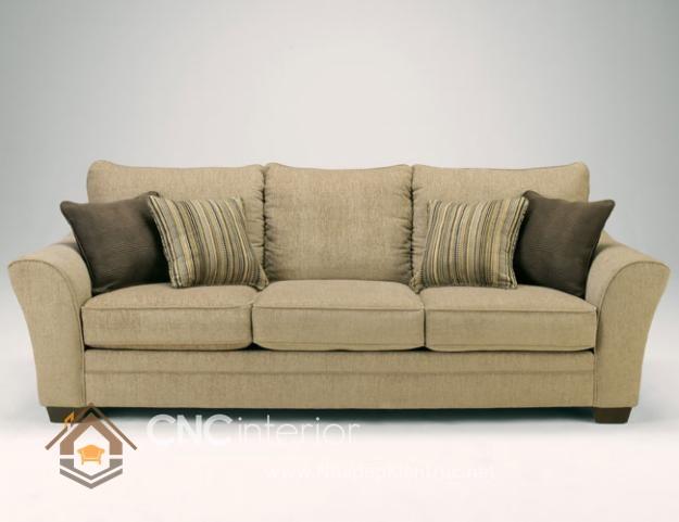 Bộ ghế sofa phòng khách đẹp CNC – H40