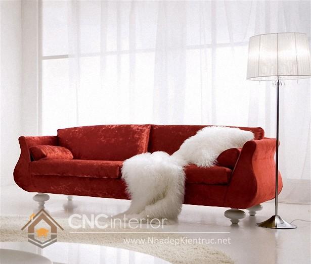 Bộ ghế sofa phòng khách đẹp CNC – H44
