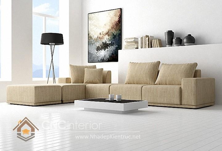 Bộ ghế sofa phòng khách đẹp CNC – H45
