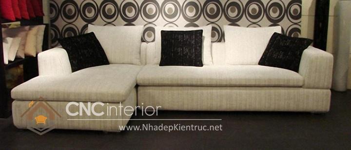 Bộ ghế sofa phòng khách đẹp CNC – H46
