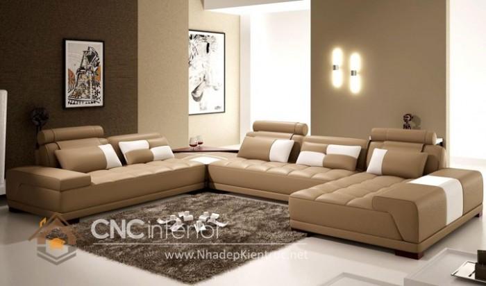 Bộ ghế sofa phòng khách 49