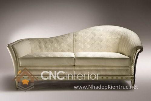 Bộ ghế sofa phòng khách đẹp CNC – H51