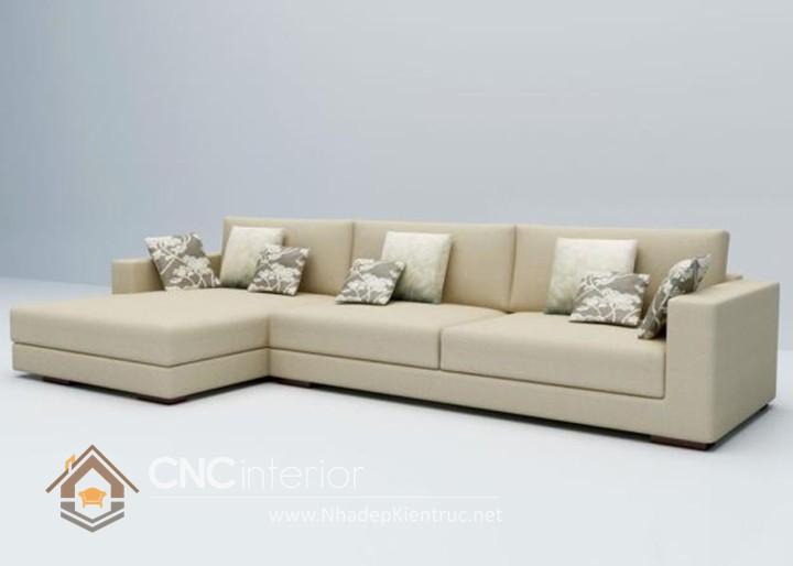 Bộ ghế sofa phòng khách đẹp CNC – H08