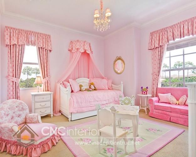 Giường ngủ kiểu công chúa 14