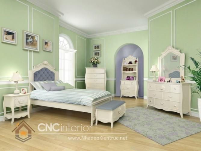 Giường ngủ kiểu công chúa 26
