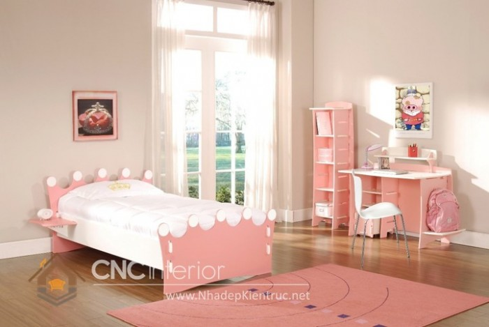 Giường ngủ kiểu công chúa 39