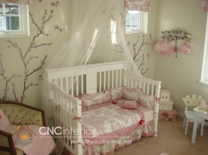Giường ngủ kiểu công chúa 06
