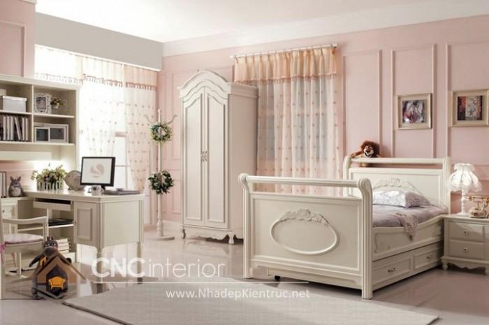 Giường ngủ kiểu công chúa 08