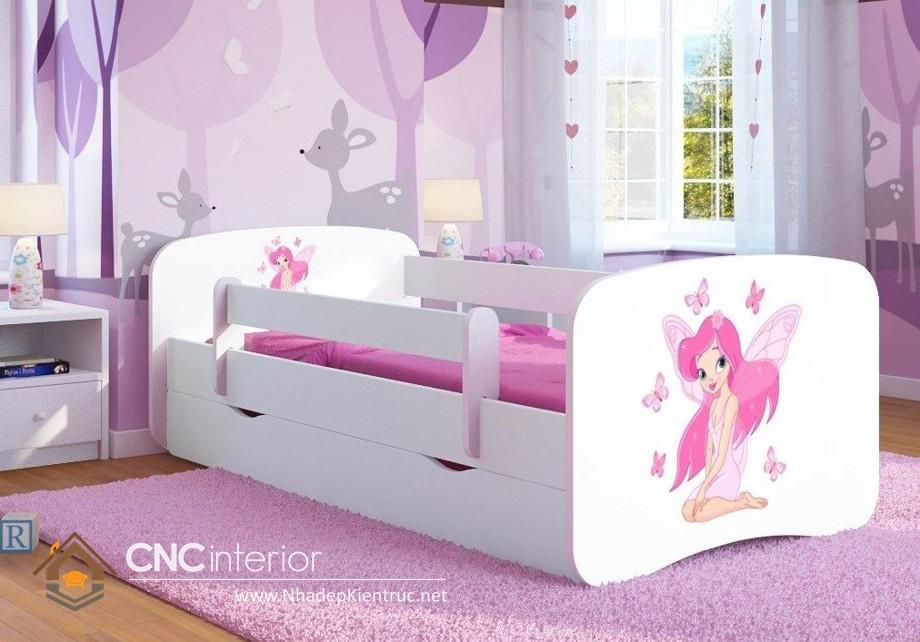 giường ngủ kiểu công chúa 30