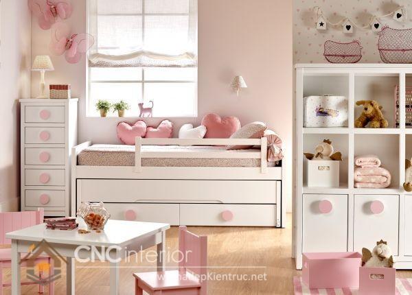 Giường ngủ kiểu công chúa CNC – H37