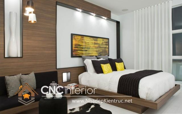 Cách trang trí phòng ngủ nhỏ đơn giản (1)