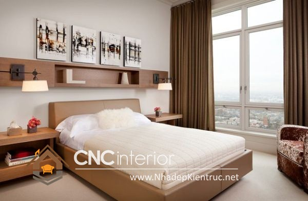 Cách trang trí phòng ngủ nhỏ đơn giản (6)