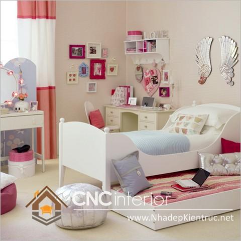 Nội thất phòng ngủ cho bé gái  (1)