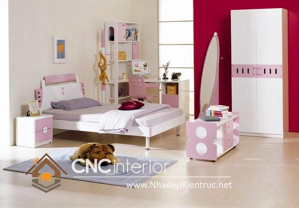 Nội thất phòng ngủ cho bé gái  (5)