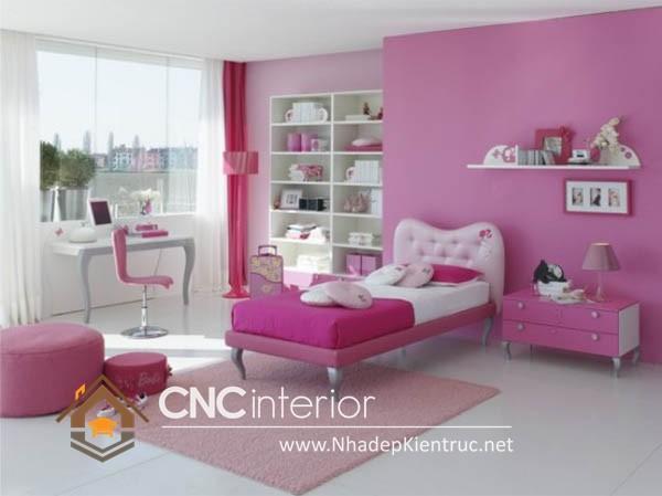 Nội thất phòng ngủ cho bé gái (6)
